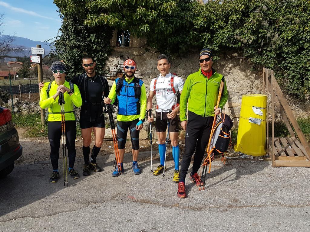 A Partenza Fontanella di San Giuliano