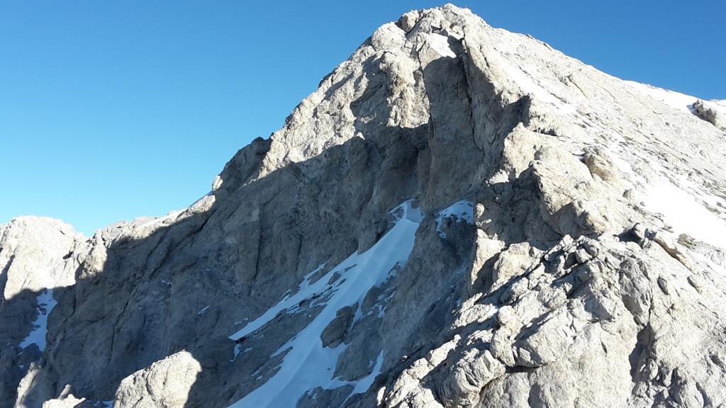 M il piccolo Eiger al Centenario