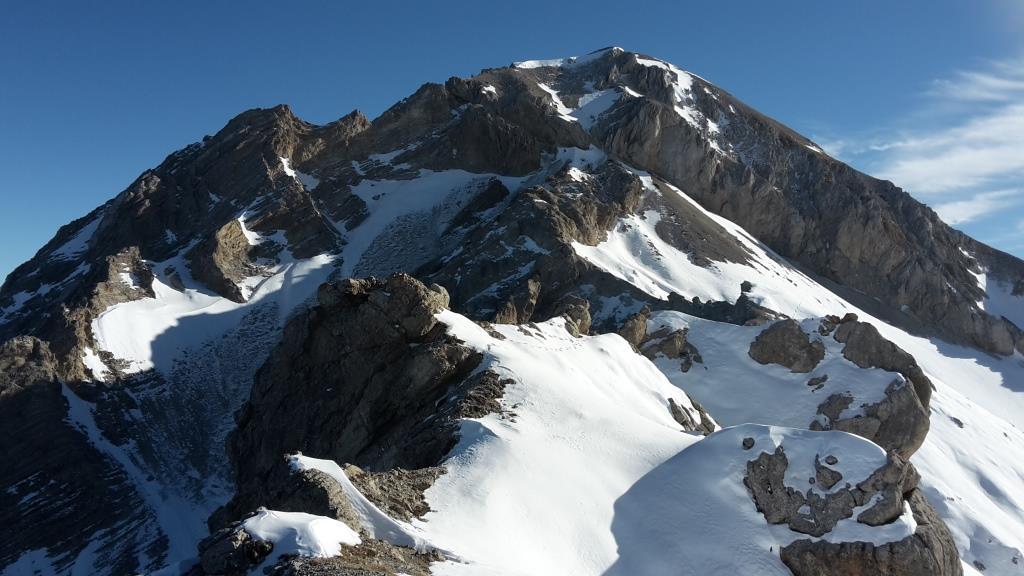 N Il monte Camicia