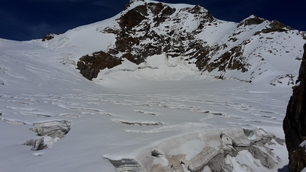 I Il ghiacciaio del Lys
