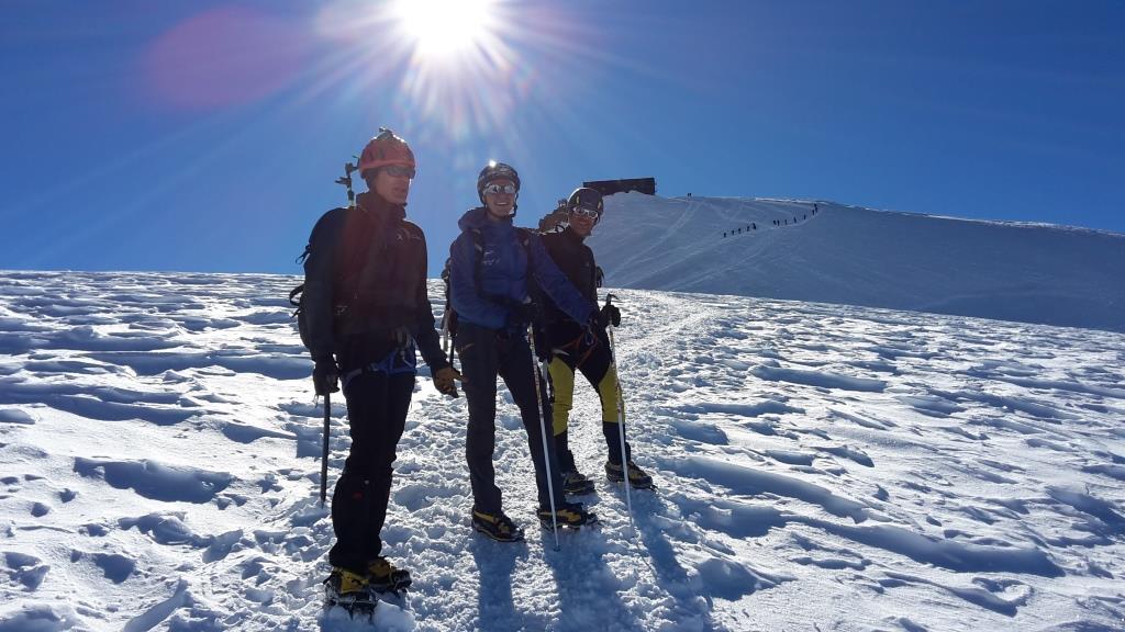 Z L'immenso ghiacciaio del Gorner