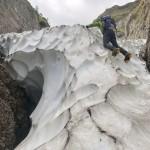 Il grande muro di neve