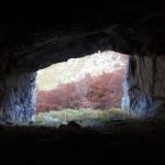 La Val Maone dalla Grotta dell'Oro