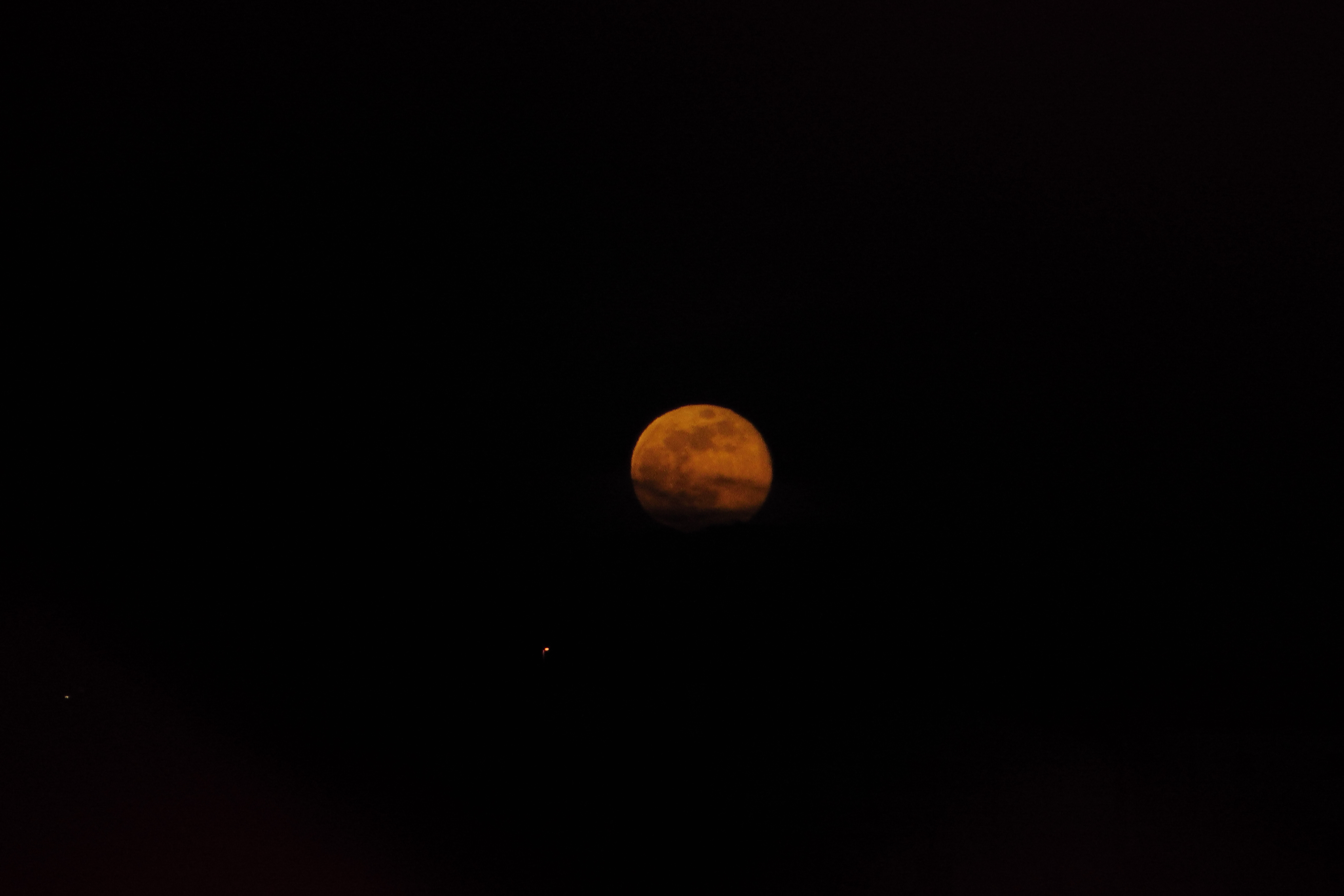 F La luna della dea bendata