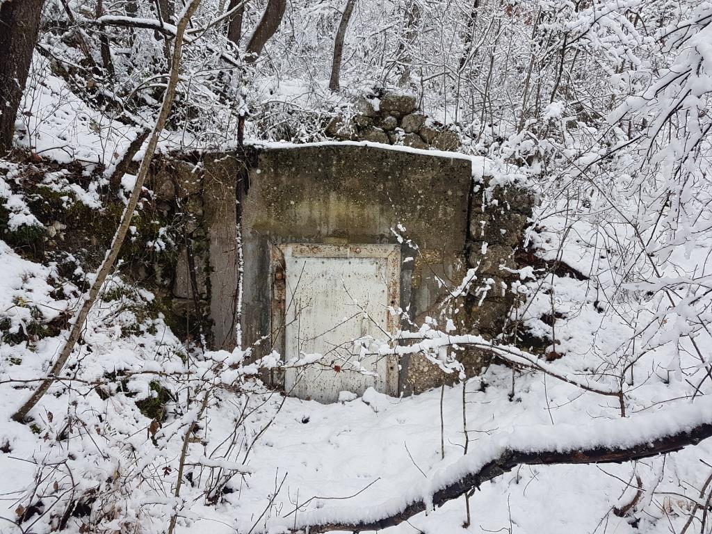 d La porta dell'acquedotto di Fossa