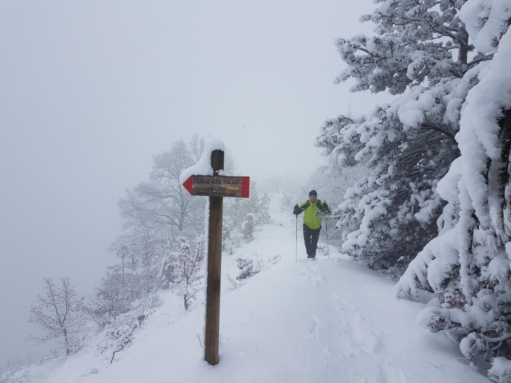 i Monte Circolo le sommet