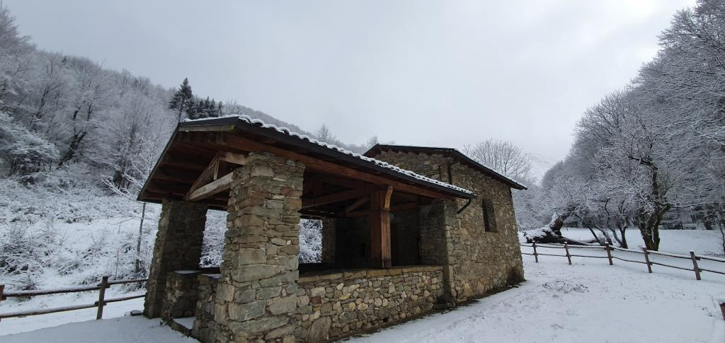 E la Cappelletta di San Martino al Mulino Cappelli20200119_111025