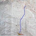 Il tracciato dell'acquedotto
