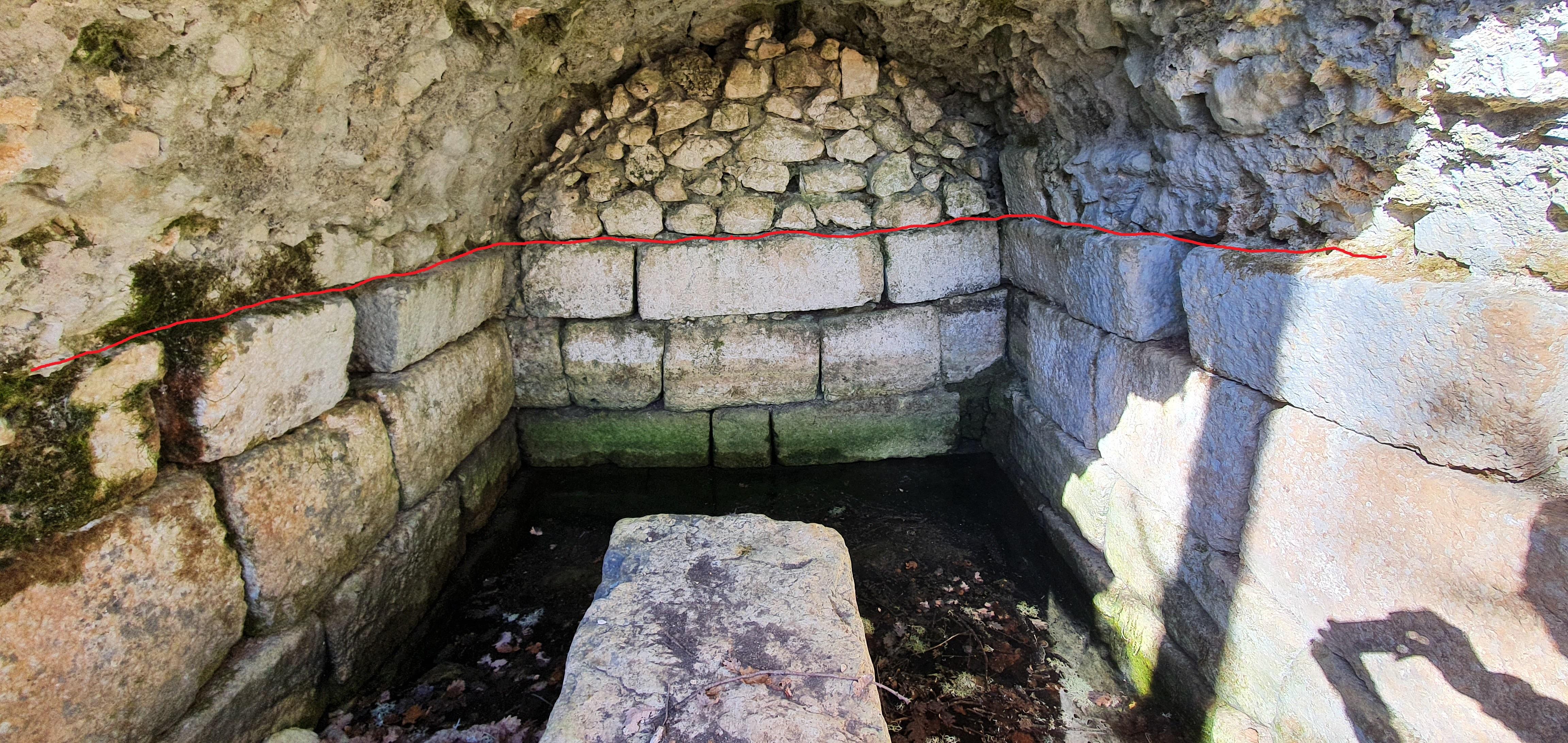 La pietra ciclopica e i conci Romani