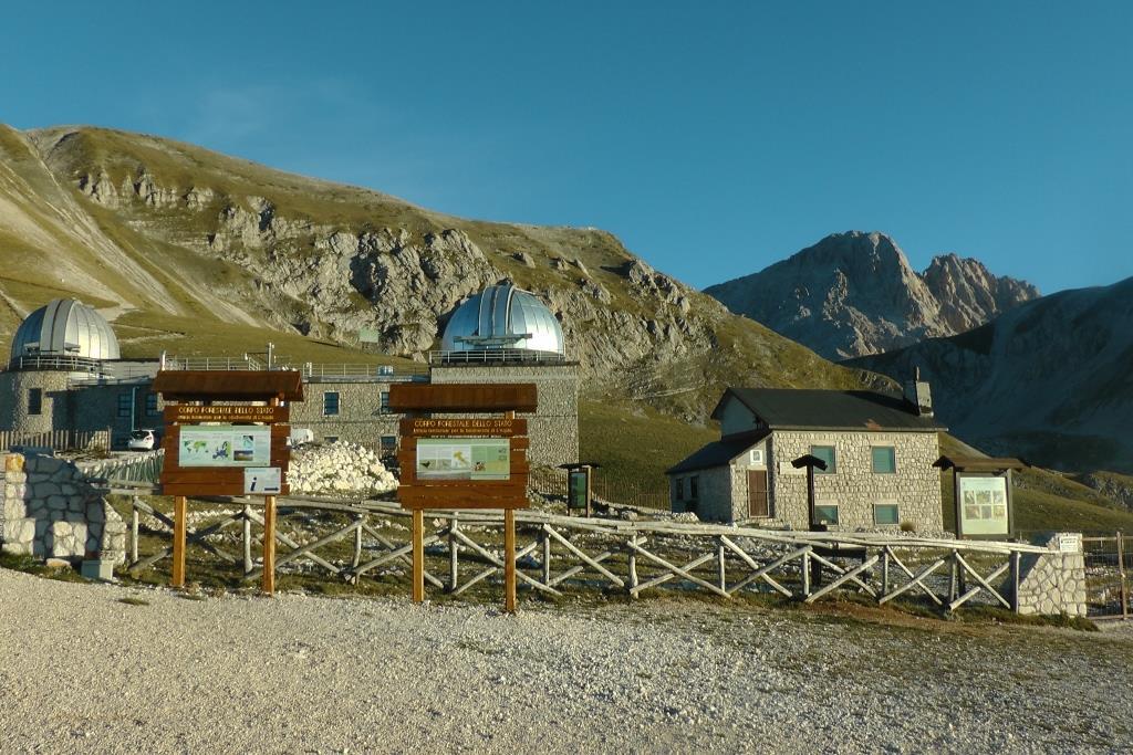 Il Giardino Alpino intitolato a Vincenzo Rivera
