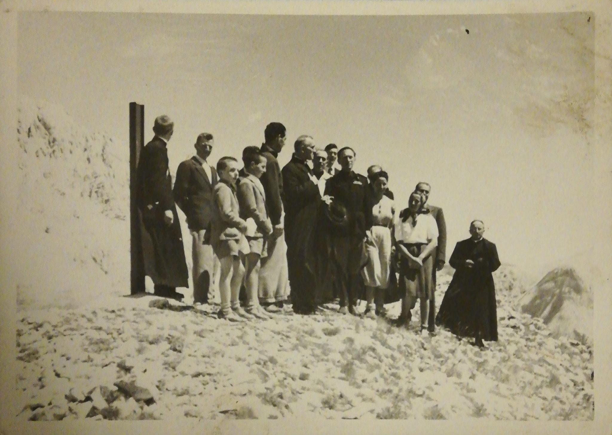 Sua Eccellenza a Monte Aquila 2498slm Foto archivio Luca Angeletti