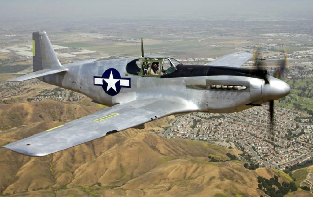 Caccia Bombardiere North American A-36A 'Apache'