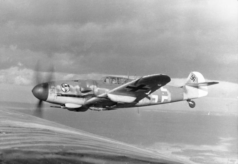 Messerschmitt Bf109.