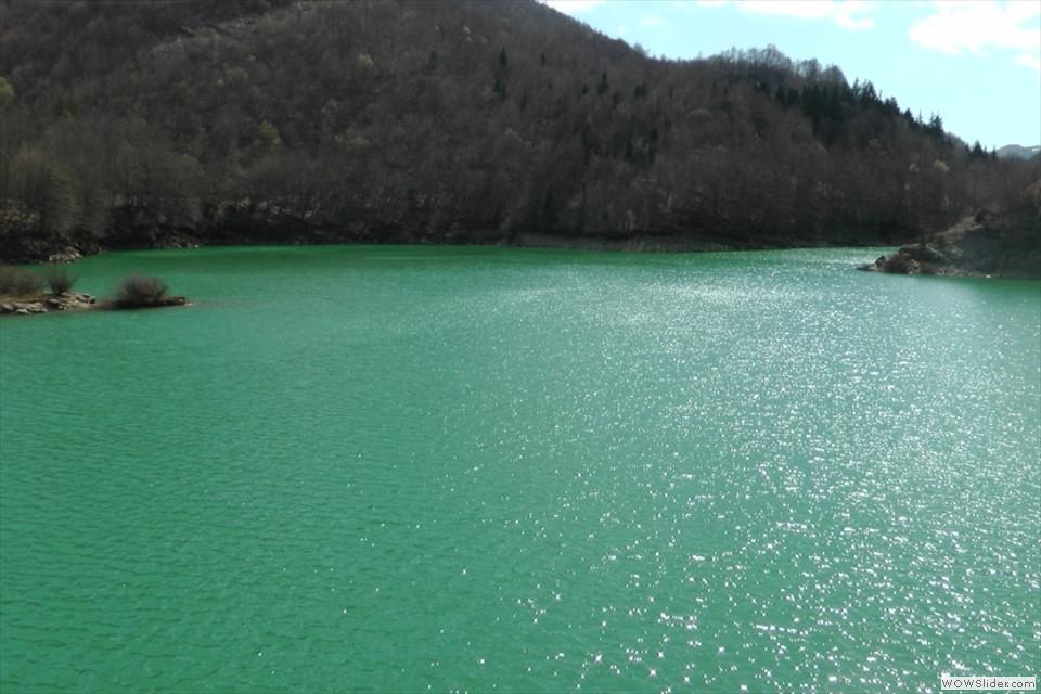 il lago di Provvidenza