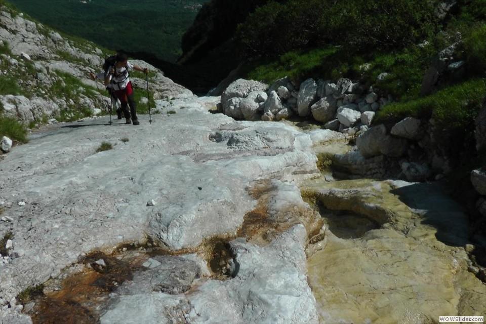 Il torrente del Malepasso