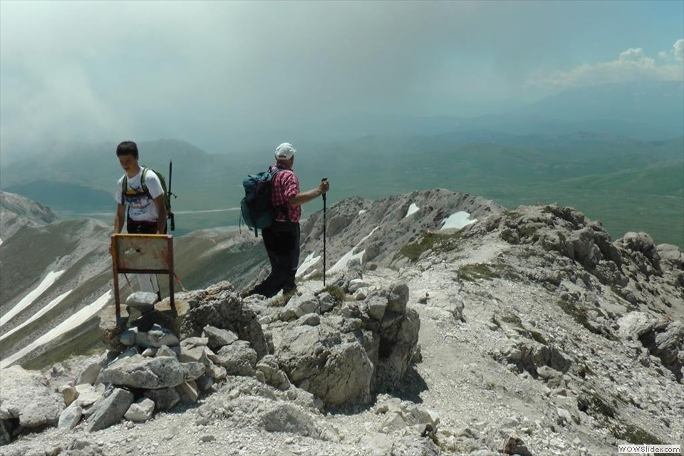 Monte Brancastello 2385slm