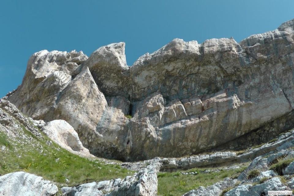 La bastionata della grotta