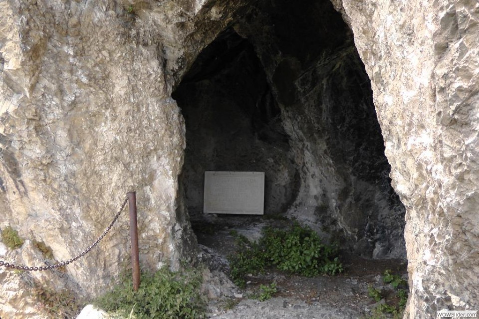 M la grotta speleo mitraico